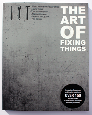 The Art of Fixing Things, uncrate.com $11