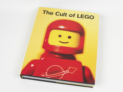 The Cult of LEGO, amazon.com $26