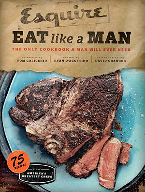 Eat Like A Man, amazon.com $20