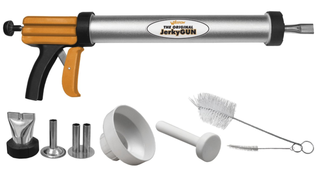 Weston Original Jerky Gun, Amazon.com $33