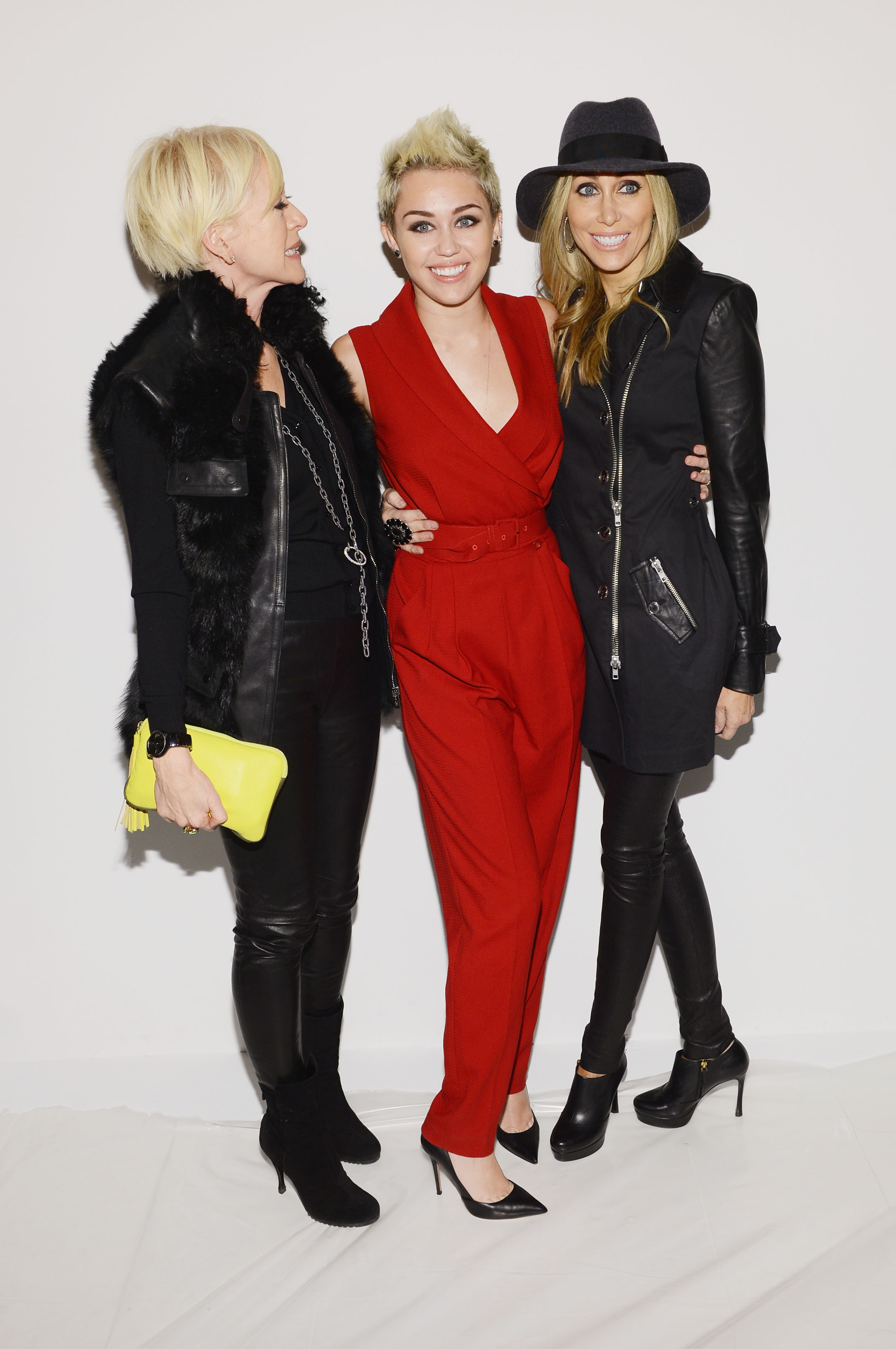 (Photo by Larry Busacca/Getty Images for Mercedes-Benz Fashion Week)