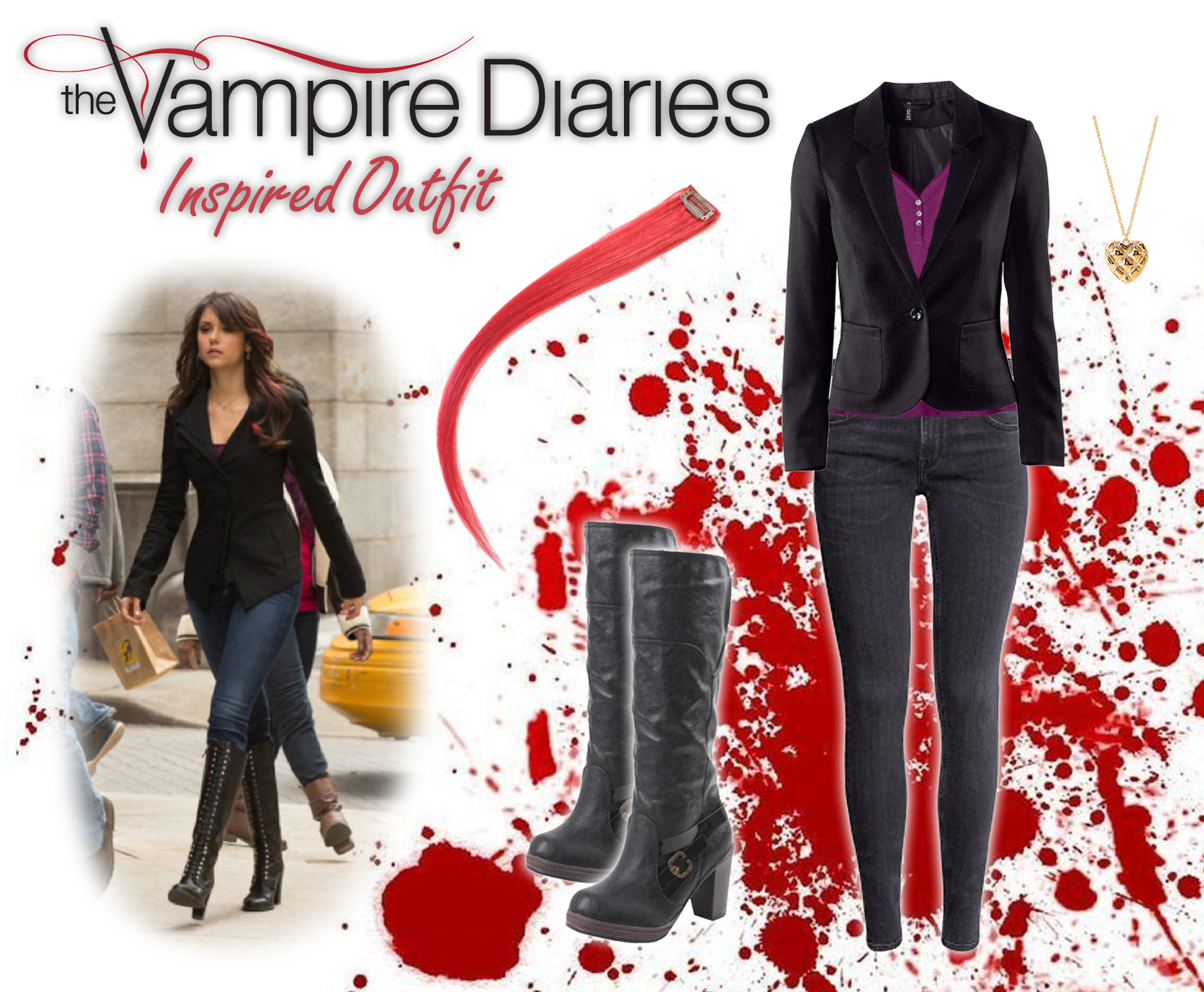 TVD Outfit
