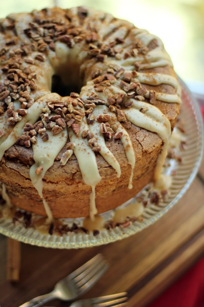 Photo Credit: http://willowbirdbaking.com/2011/11/16/pumpkin-streusel-swirled-cream-cheese-pound-cake/