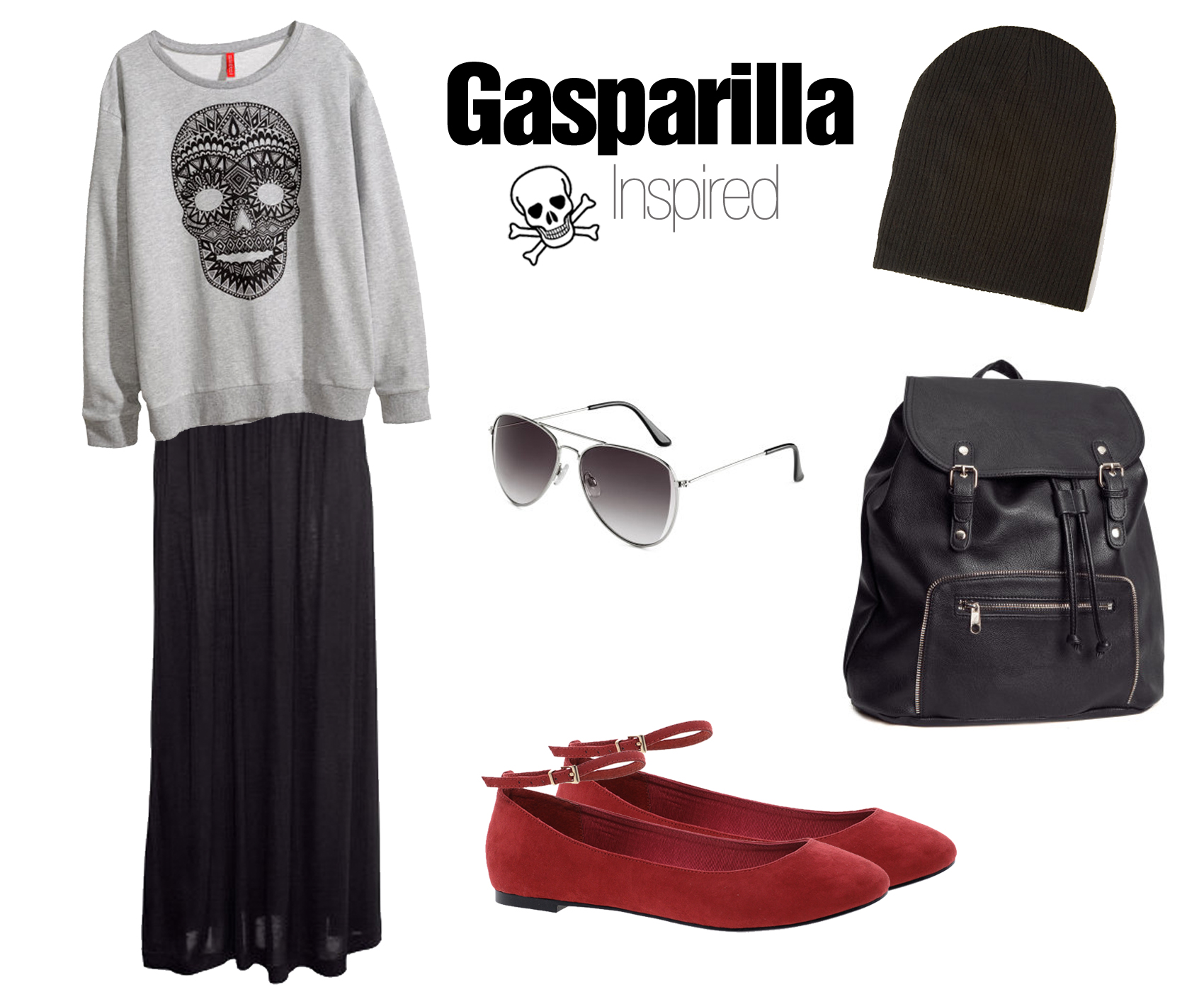 Gasparilla Inspired Outfit