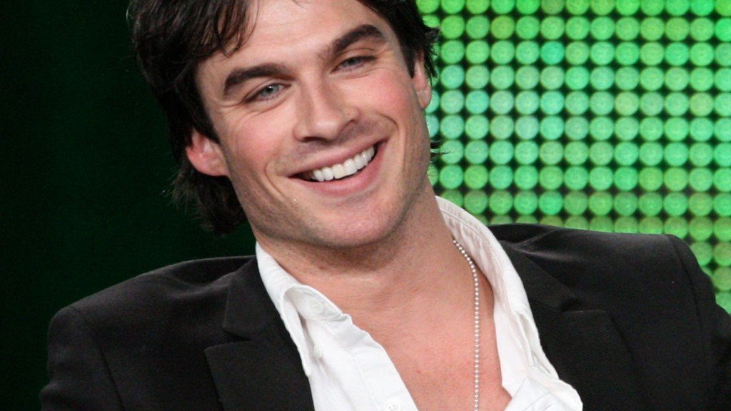 Ian Somerhalder Wins Hottest Shirtless Celeb Cw44 Tampa Bay