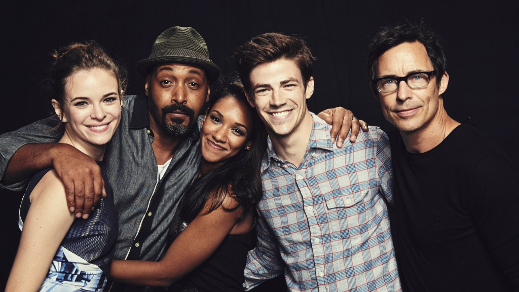 "Video: Cast of ""The Flash"" Answers Fan Questions – CW44"