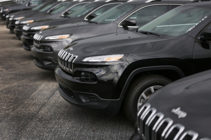 This is what has become of Jeep? (Photo by Joe Raedle/Getty Images)